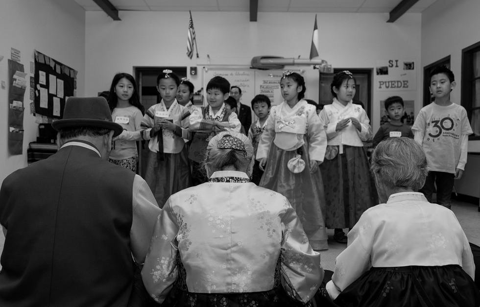 Korean traditional event