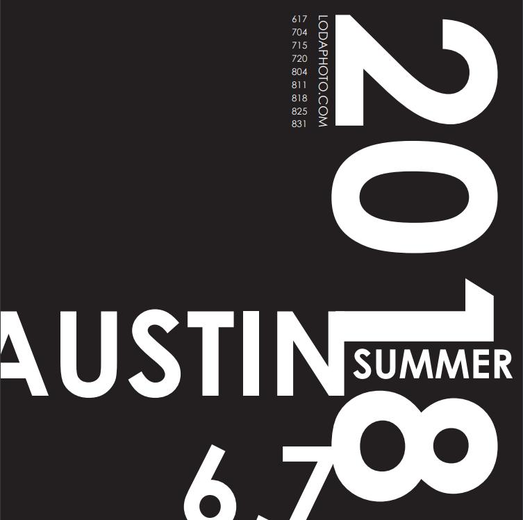 2018 Summer of Austin