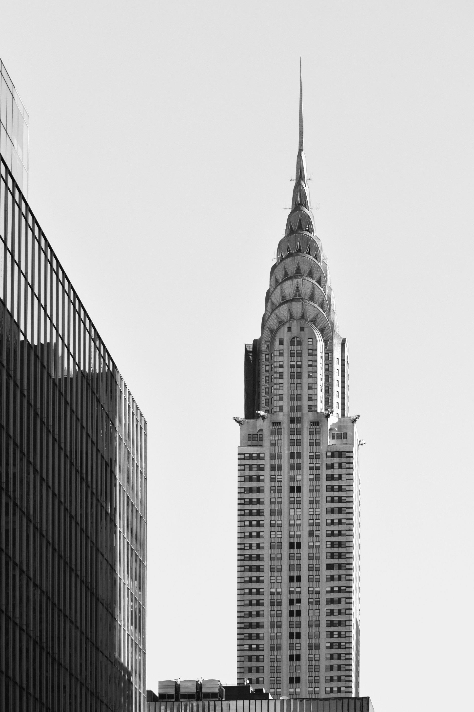 Crysler building, NYC, US