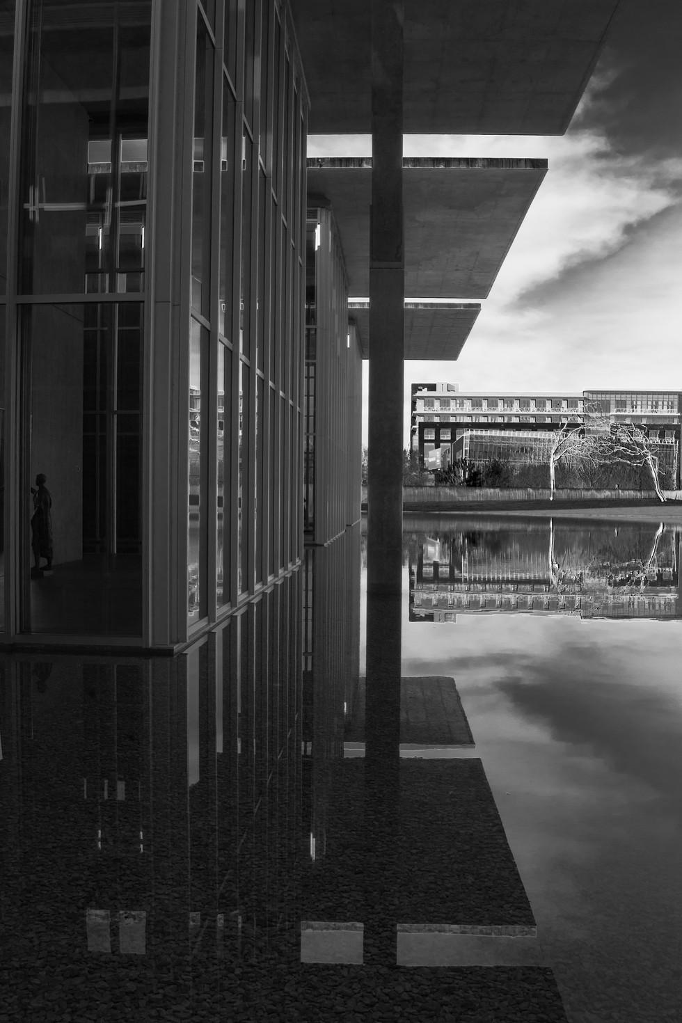 Modern Art Museum, Tx, USA