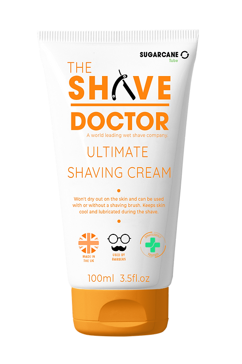 Ultimate Shaving Cream 100ml