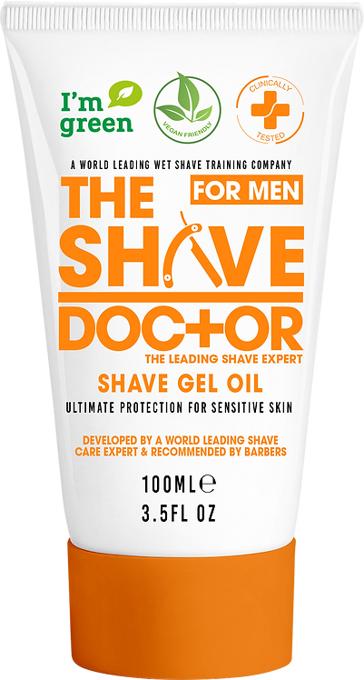 Shave Gel Oil 100ml