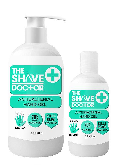 500ml + 75ml Antibacterial Hand Gel