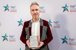 Marki with FSB Award