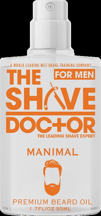 Manimal Premium Beard Oil