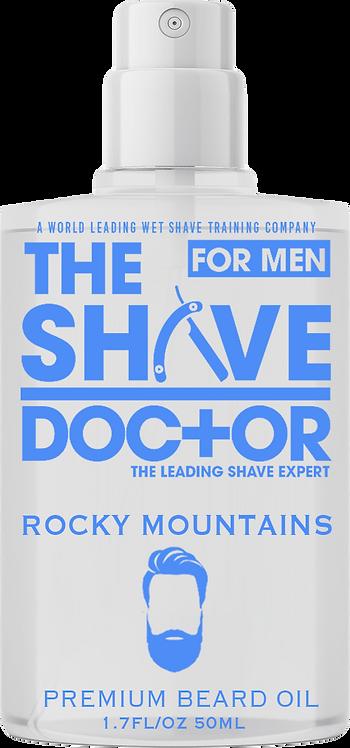 Rocky Mountains Premium Beard Oil