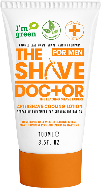 Aftershave Cooling Lotion 100ml