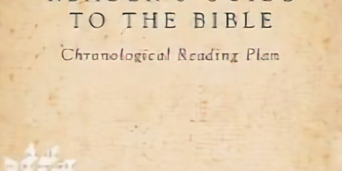 B.R.A.G. (Bible Reading Accountability Group)