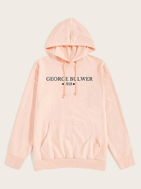 Pastel Pink Unisex Hoodie