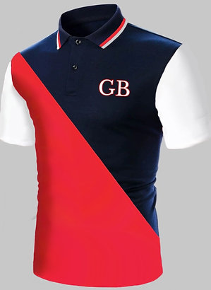 Men's Classico Navy/Red Golfer