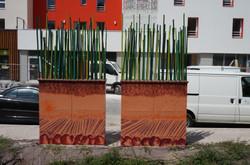 Installation Eco-quartier