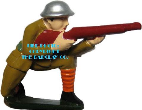 #6026 - Kneeling Sniper