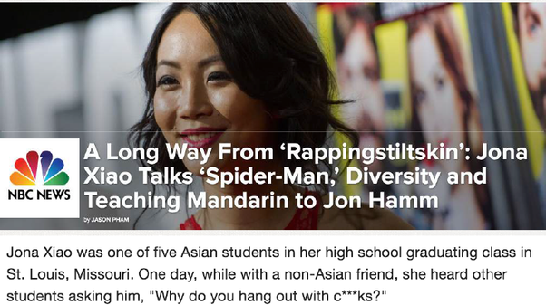 NBC Feature about Diversity