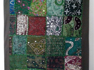 Creating Sari Scraps