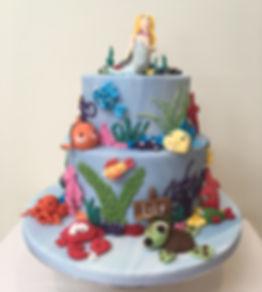 Celebration Cake, Birthday Cake, Rabbit Cake, Bunny Cake