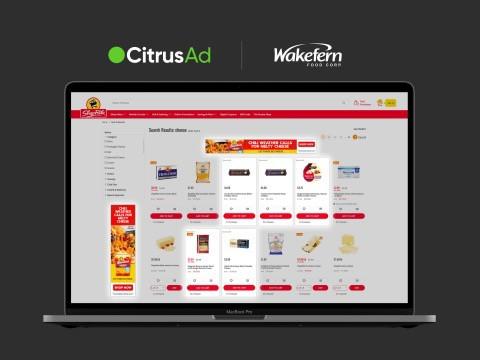Wakefern Expands Retail Media Partnership with CitrusAd