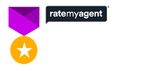 www.ratemyagent.com.au Agent of the year award badge