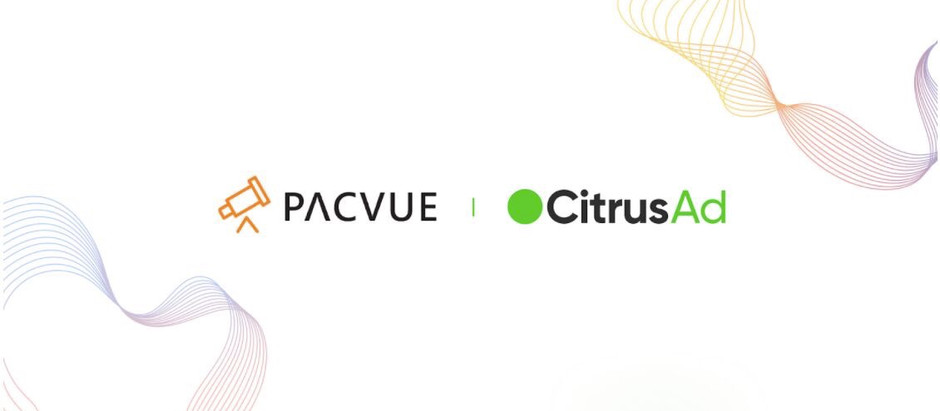 CitrusAd Empowers Pacvue Agencies & Brands to Manage Their Sponsored Product Ads Across Its Network
