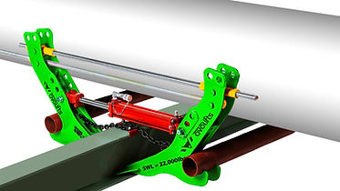 Ovolifts   Pipe Rack Jack   Engineered Pipe Lifts.jpg
