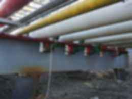 Ovolifts - Pipe Rack Jack - Asset Integrity - Corrosion Under Pipe Supports (CUPS) - Touchpoint Corrosion - Multi-Jack