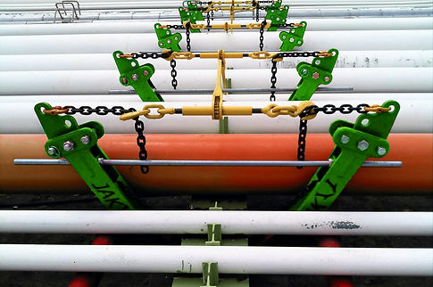 Ovolifts | Pipe Rack Jack | Corrosion Under Pipe Supports