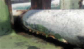 Pipe Corrosion - Touchpoint Corrosion - Ovolifts - Pipe Jack - On-Stream Repair - Pipe Inspection