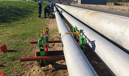 Asset Integrity - Pipe Rack Jack - Pipe Integrity - Pipe Maintenance - Corrosion Under Pipe Supports