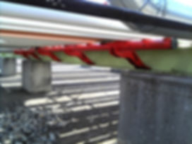 Pipe Rack Jack - Ovolifts - Touchpoint Corrosion - Multiple Pipes - Ovolifts