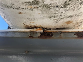 Corrosion Under Pipe Supports (CUPS) - Failed I-Rod - Pipe Integrity - Teflon Pad - Pipe Support