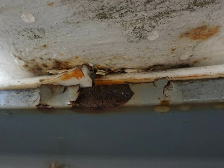 Corrosion Under Pipe Supports