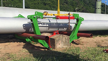On-stream | Ovolifts | Contact Point Corrosion And Erosion | Pipe Rack Jack