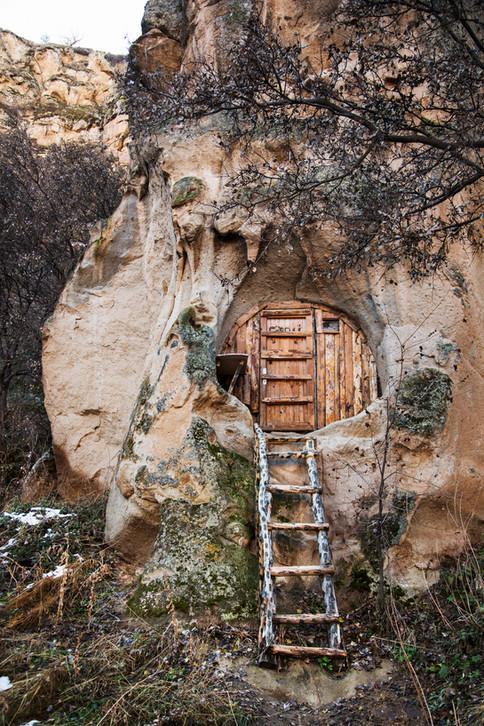 Random details, Ilhara Valley, Turkey, 2017