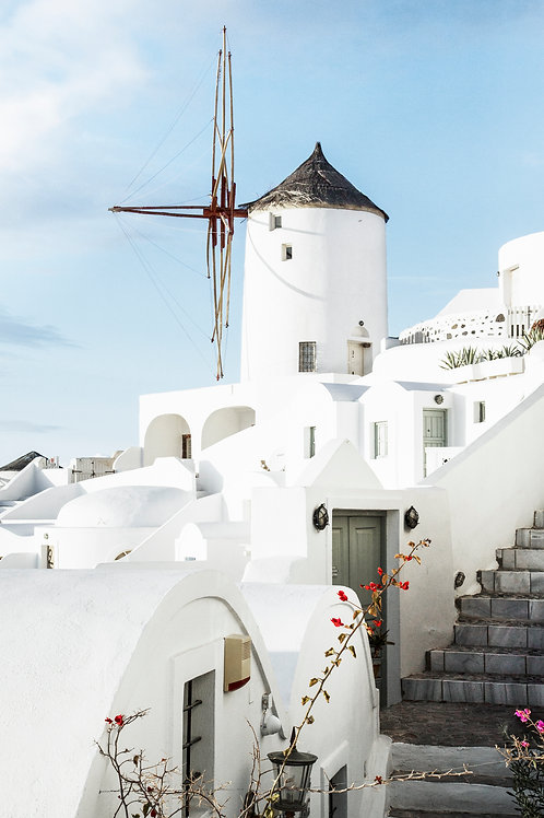 Discovering Oia