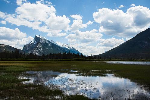 Vermillon lake, Banff