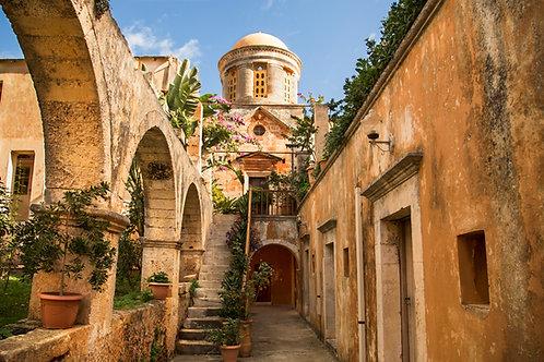 Agia Triada Monastery, Crete