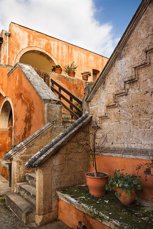 Stairway, Agia Triada