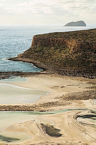 Natural details, Balos beach, Crete, Gre