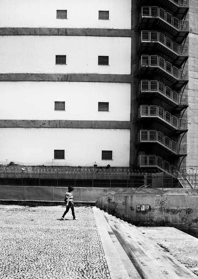 Striped world, Rio de Janeiro, Brazil, 2014