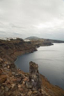 Skaros Rock, Santorini, Greece