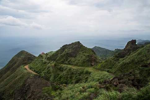 Teapot mountain, Taiwan, 2015