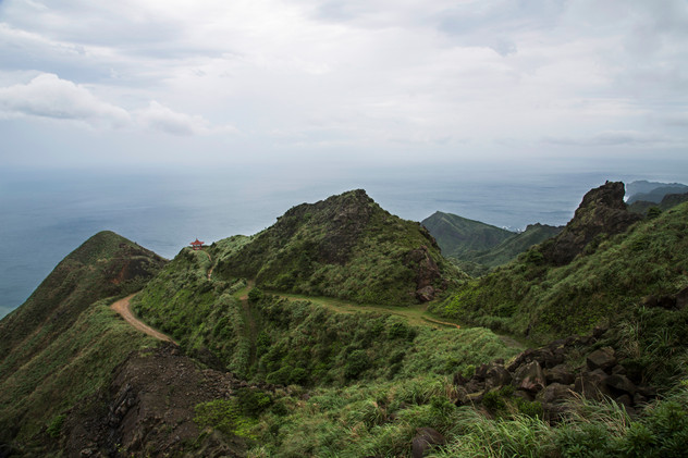 Teapot mountain, Taiwan, 2015
