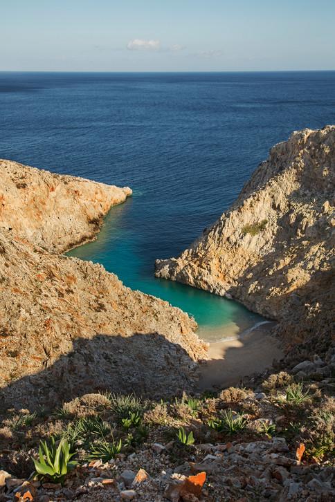 Natural shape, Seitan Limania, Crete, 2017