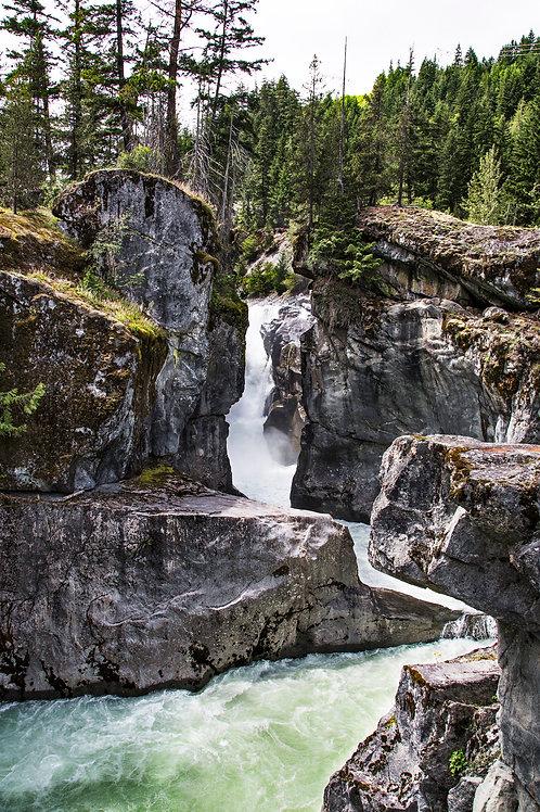 Nairn waterfall