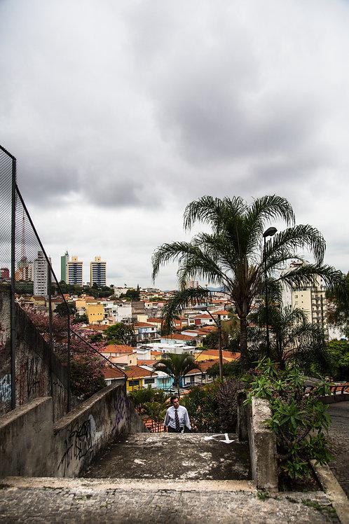 Steps of Vila madalena, Sao Paulo