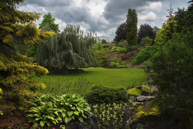 Queen Elizabeth park, Vancouver, Canada, 2016