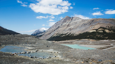 Columbia Icefield, Canada, 2016