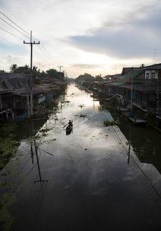 Damnoen Saduak, Thailand ©Christine Drouin
