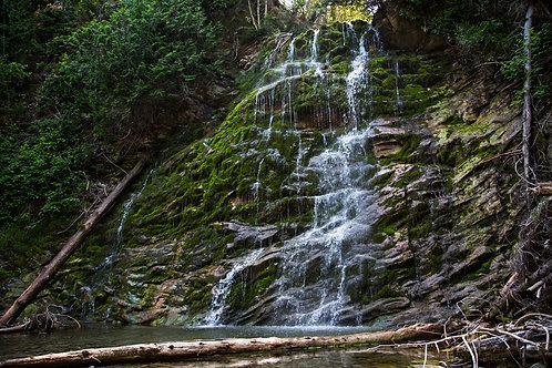 Sainte-Anne Waterfall
