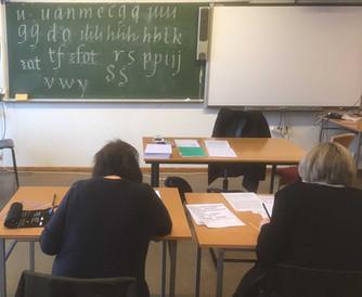 Lærere på skolebenken