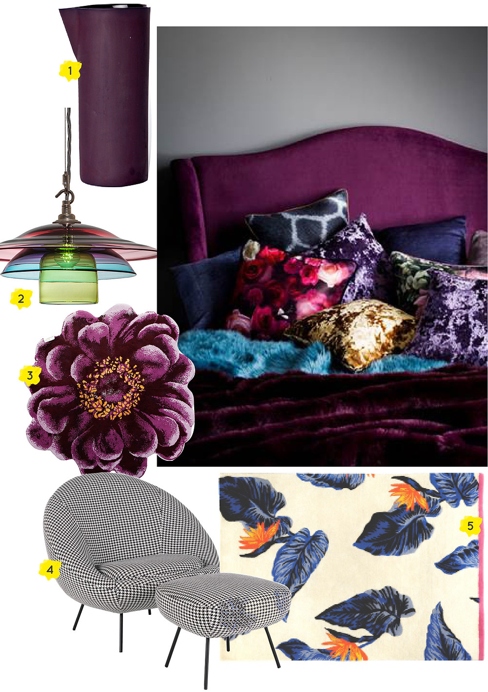 Trend_Midnight Garden
